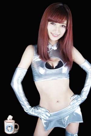 Player No.007 中谷梨紗 Risa Nakatani