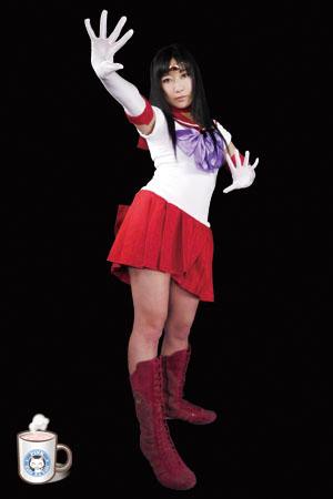Heroine No.003 セーラーバーニング (たかさきゆこ) Sailor Burning (Yuko Takasaki)