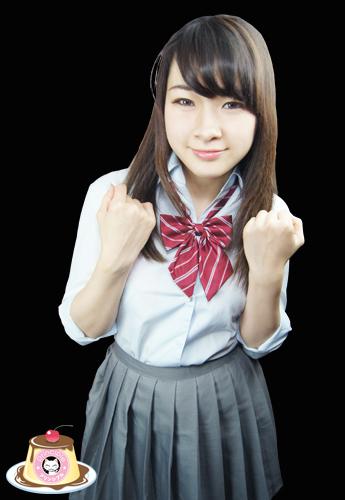 出席番号17番 上杉玲奈 Reina Uesugi