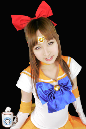 Heroine No.004 セーラービューティー (姫川みう) Sailor Beauty (Miu Himekawa)