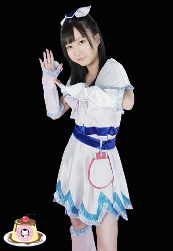 Heroine No.044 ピュアホワイト (あまね弥生) Pure White (Yayoi Amane)