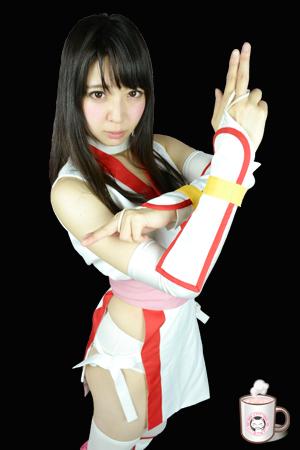 Heroine No.005 みおり (白石みお)Miori (Mio Shiraishi)