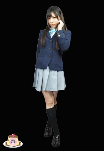 出席番号3番 花凛 (夏海花凛) Karin Natsumi