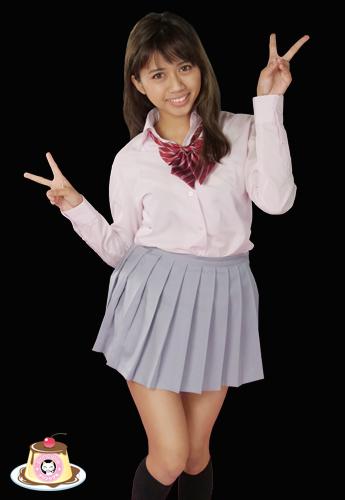 出席番号34番 悠月アイシャ Aisha Yuzuki