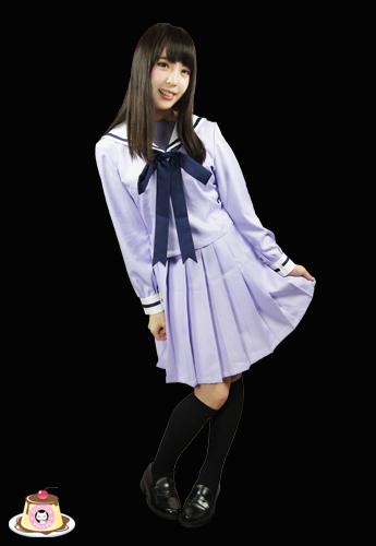 出席番号10番 白石みお Mio Shiraishi